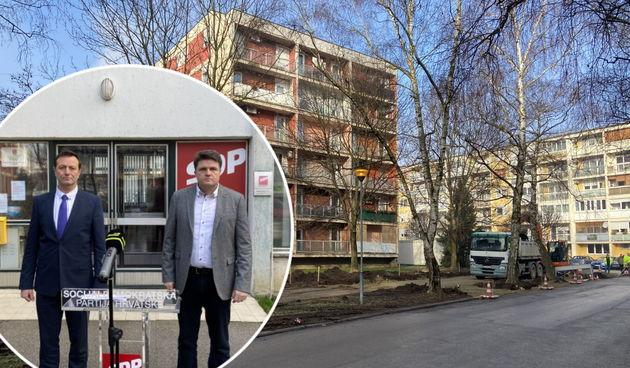 SDP O PARKINGU U TRAKOŠĆANSKOJ Bosilj: 'Podnio sam prijavu građevinskoj inspekciji'