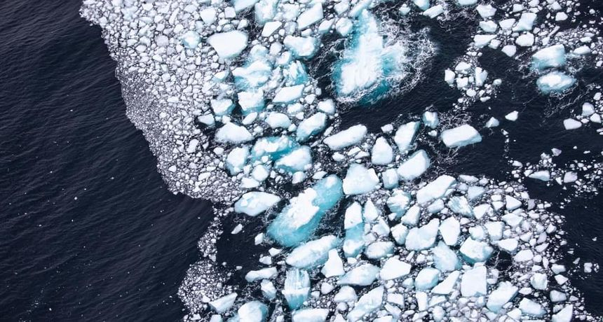 VIDEO Nakon četiri godine, valjda najveća ledena santa u povijesti otopila se i pretvorila u jedno veliko ništa