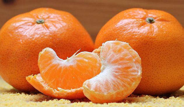 Mandarine, voće