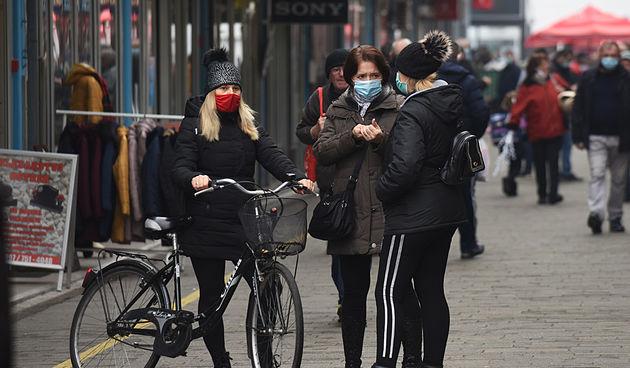 Karlovačkim ulicama 11. prosinca 2020.