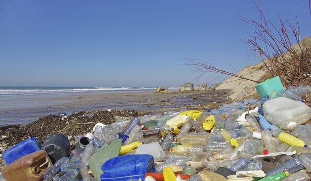 Plastika, smeće, more, plastični otpad