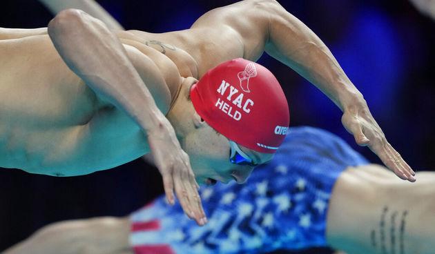 Ryan Held (SAD), kvalifikacije za OI u Tokiju