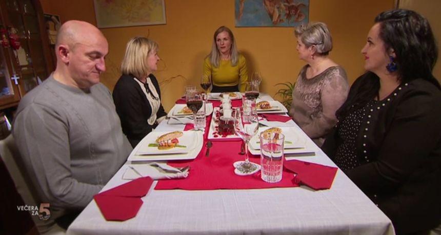 Natalija priredila nevjerojatnu večeru, a sve palo u drugi plan zbog loše atmosfere: 'Svaka čast domaćici, ali pretjerala je...''