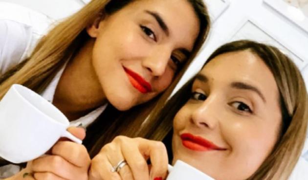 Marijana Batinić objavila fotku sa sestrom: 'Nekad luksuz, danas svakodnevica'