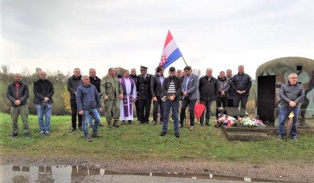 Obilježena 30. godišnjica pogibije hrvatskog branitelja Evelina Maržića
