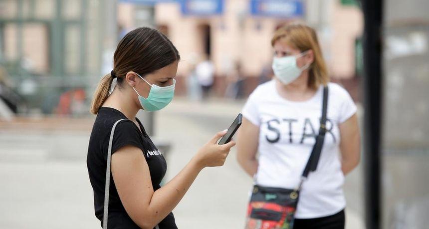 Odobrene nove mjere za OBŽ, od sutra maske dijelom i na otvorenom