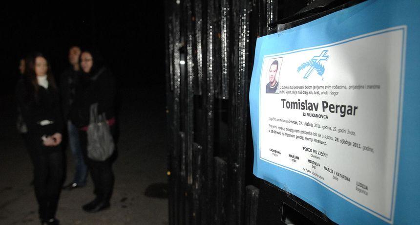DORH PODNIO ŽALBU Kazna za ubojstvo Tomislava Pergara je preblaga?