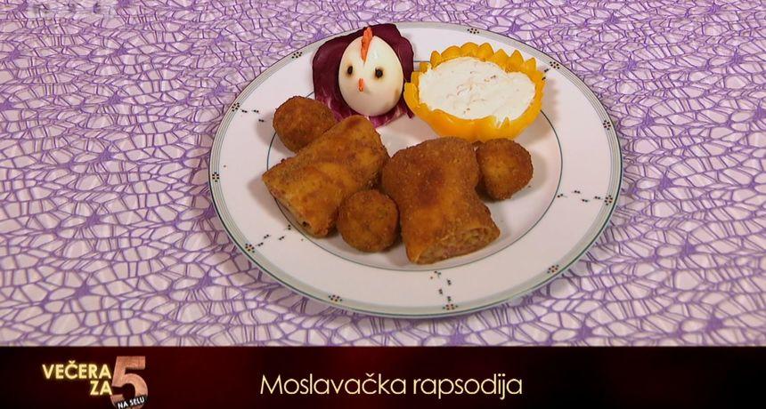 Recept za 5: Moslavačka rapsodija