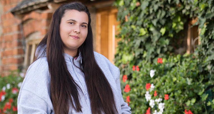 Maja Milan (25) s kilogramima se bori od djetinjstva: Često su je u osnovnoj školi nazivali pogrdnim imenima