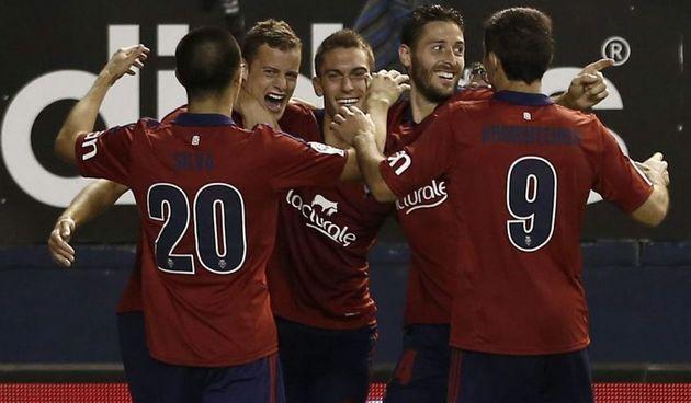 Osasuna, foto: as.com