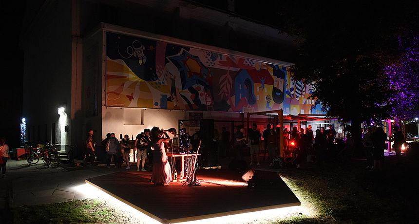 Urbani park i Scena u lipnju: Filmovi, koncerti, radionice, rekreacija, jutarnji chill i novi LED party!