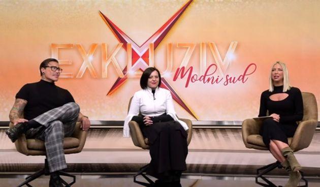 Neven Ciganović i Mirela Holy - modni sud
