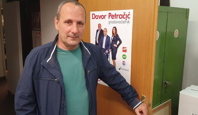 Petračić se vidi u srazu s Mandićem: Vjerujemo da će biti drugi krug za gradonačelnika