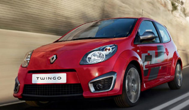 Renault Twingo / topnews.in