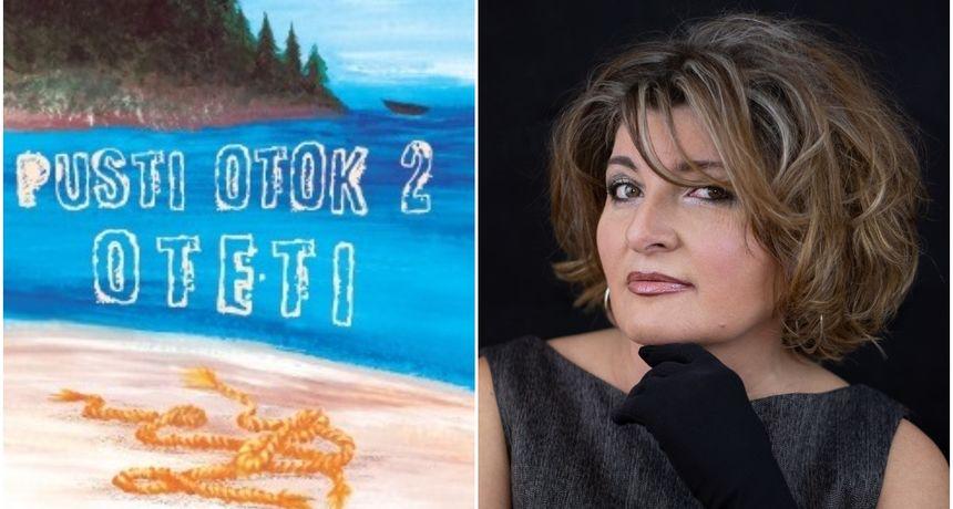 'PUSTI OTOK 2' Varaždinska književnica Ines Hrain napisala nastavak omladinskog romana