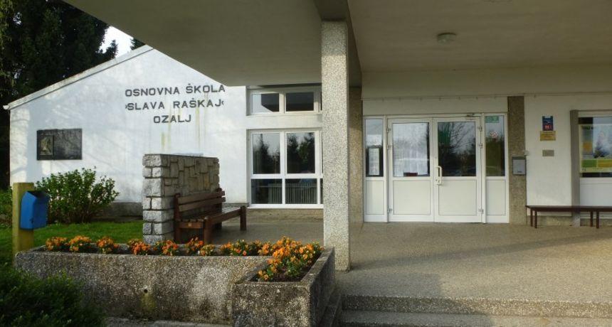 Osnovna škola Slave Raškaj Ozalj uspješno privela kraju sedmi međunarodni natječaj
