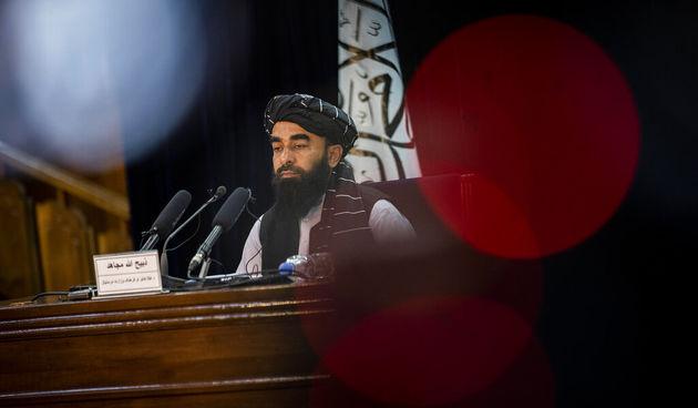 Proglašenje talibanske vlade