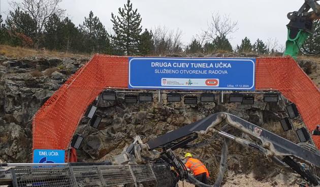 tunel Učka