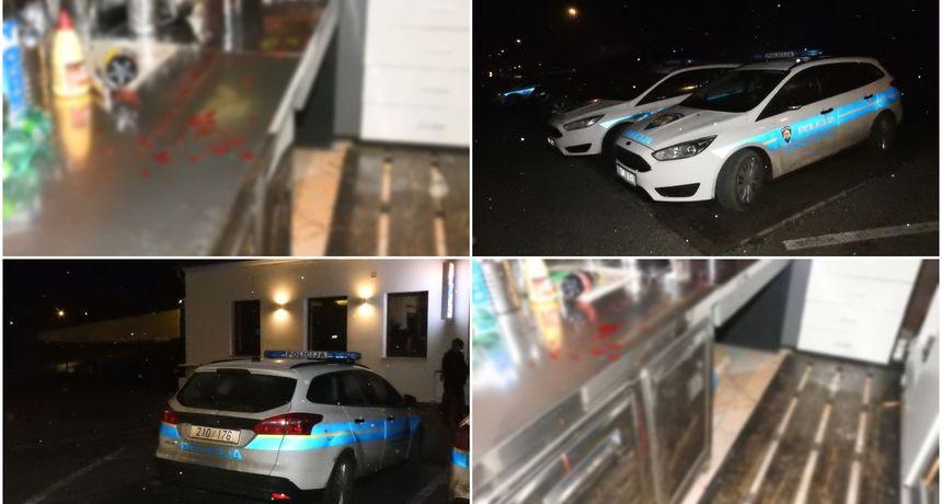 FOTO Žestoka tučnjava u kafiću u Kotoribi! Konobar: 'Razbili su mi glavu pepeljarom'