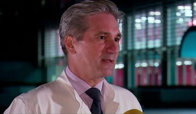 Ivicom Lukšićem, ravnatelj KB Dubrava