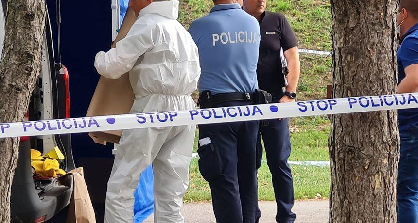 Priveden je biciklist kojeg se sumnjiči za ubojstvo muškarca na Trnju