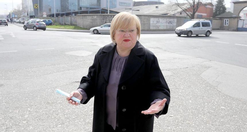 'Licemjerno mi je kad Pavičić Vukičević kaže da u Zagrebu neće više biti gužvi. Pa što je radila 20 godina uz Bandića?'