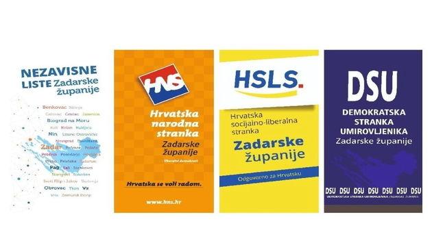 Politička platforma Nezavisne liste HNS, HSLS i DSU predstavlja kandidate za župana i gradonačelnika