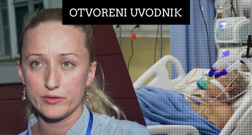 Predsjednica HUBOL-a piše za RTL.hr o sustavu koji se raspao i stvarnosti smrti u kojoj žive liječnici: 'Reći istinu ne znači biti neprijatelj'