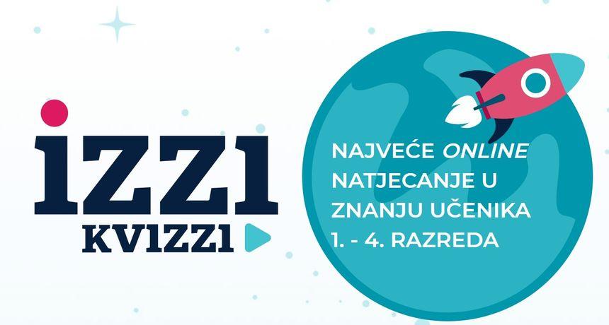 I mali Slavonci u finalu Izzi Kvizzija - najvećeg online natjecanja u znanju u Hrvatskoj