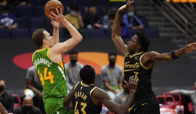 Toronto Raptors - Utah Jazz