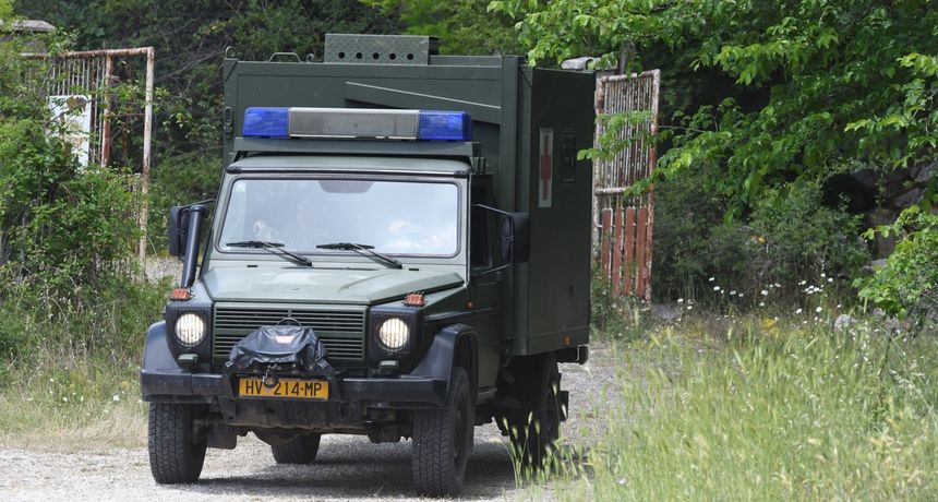 Ministarstvo objavilo: Pronađen je smrtno stradali dragovoljni ročni vojnik