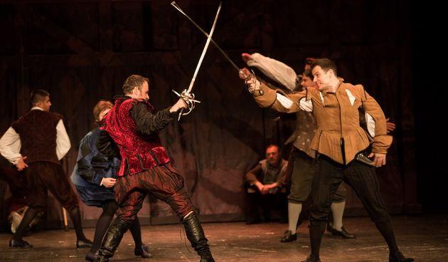 zaljubljeni shakespeare hnk osijek predstava