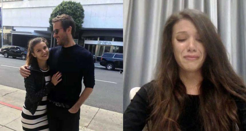 Procurile fotografije slavnog glumca s jednom od žrtava dok još nije znala što je čeka: 'Silovao me 4 sata, udarao glavom u zid'