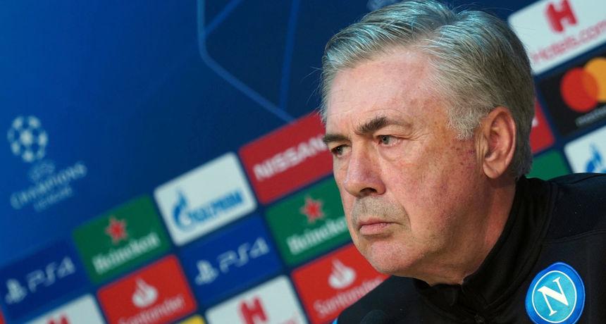 Ancelotti: S Modrićem sam zadovoljan ali ga moram štedjeti