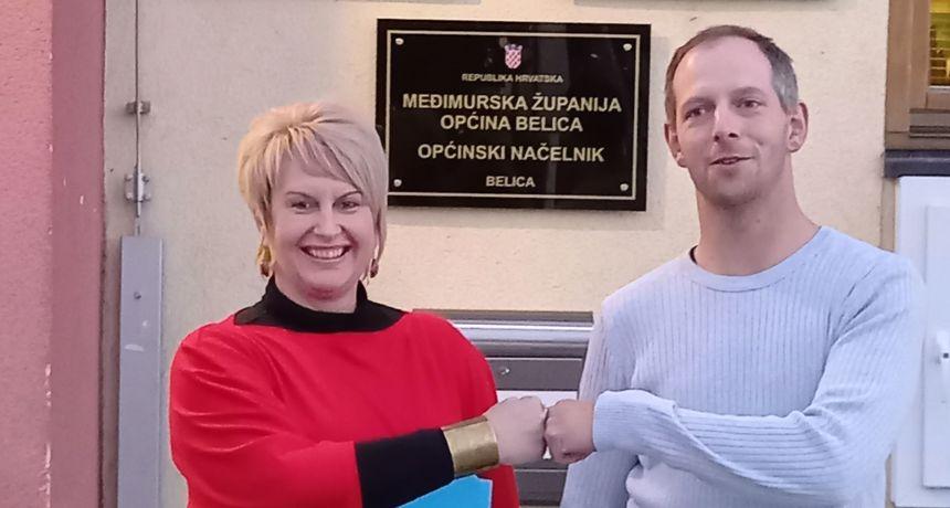 OPĆINA BELICA Sandra Herman predvodi kandidacijsku listu Reformista i HSS-a