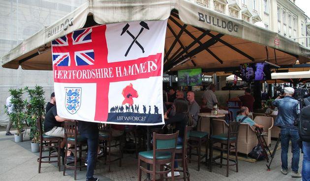 Navijači, West Ham