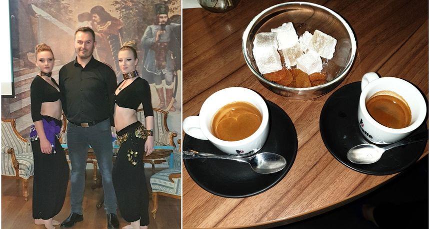 DONJA DUBRAVA Saznajte sve o povijesti kave i kako se ona pije, to će vam otkriti Goran Žižek