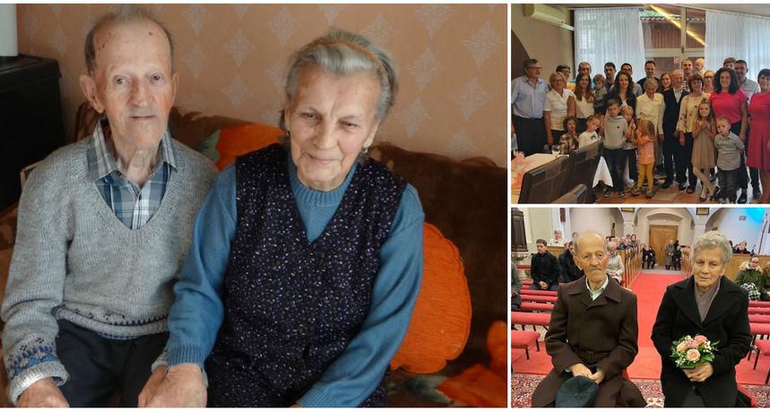 Prava ljubav je u Međimurju: Vjenčali su se nakon dva tjedna, a žive u skladnom braku već 65 godina