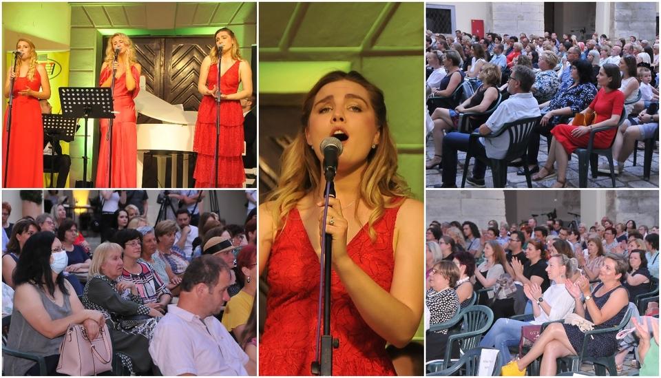 Koncert Tri soprana: Raskošni glasovi Tamare, Irme i Gabriele oduševili publiku u Čakovcu