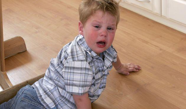 Dječji ispadi bijesa mogu se vrlo lako izbjeći i brzo smiriti