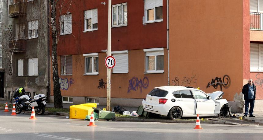 Poznati detalji prometne: Vozaču BMW-a prednost oduzelo drugo vozilo