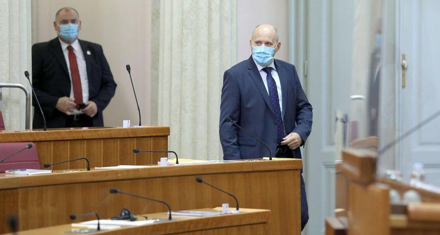 Oporba o presudi Vrhovnog suda: 'To je jedna lijepa vijest'; Bačić: 'HDZ nije koruptivna stranka'