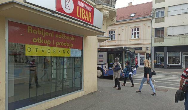 Antikvarijat Libar - najpovoljniji otkup i prodaja rabljenih udžbenika u Osijeku