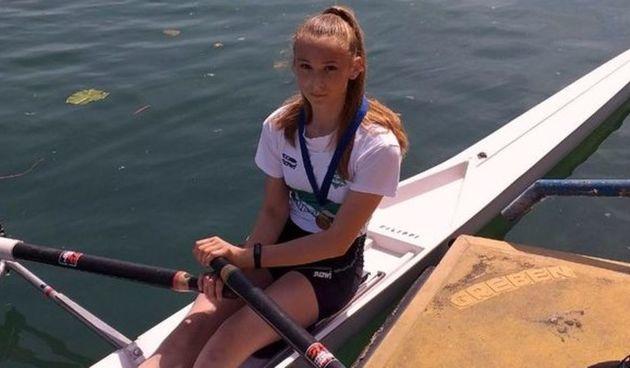 Emi Hodak zlato na Lokvarskom jezeru, karlovačkim veslačima još i dva srebra i dvije bronce