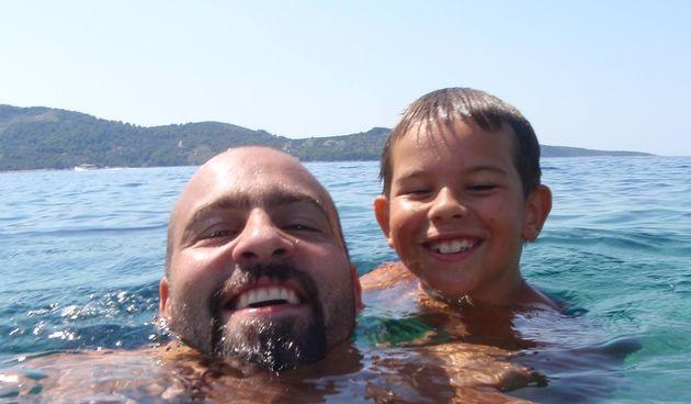 Ribafish o projektu #RokOtok: 'Želim reći roditeljima da odvoje što je moguće više vremena za djecu'
