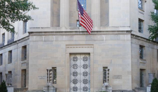 Ministarstvo pravosuđa SAD