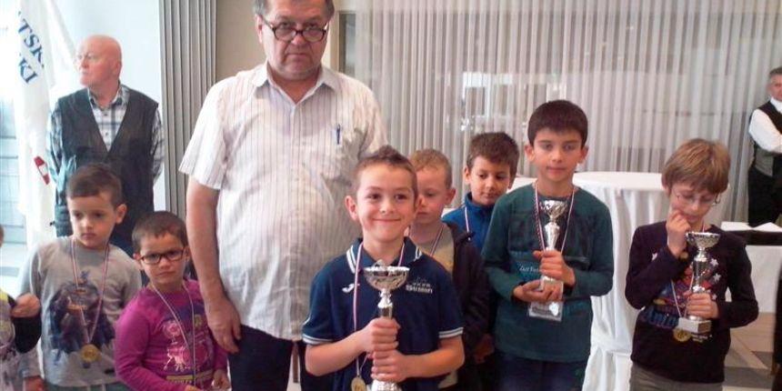 Ivor Colev prvak Hrvatske u šahu