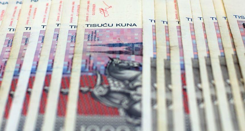 Prosječne plaće u Hrvatskoj: Najslabije su plaćeni radnici u Virovitičko-podravskoj županiji