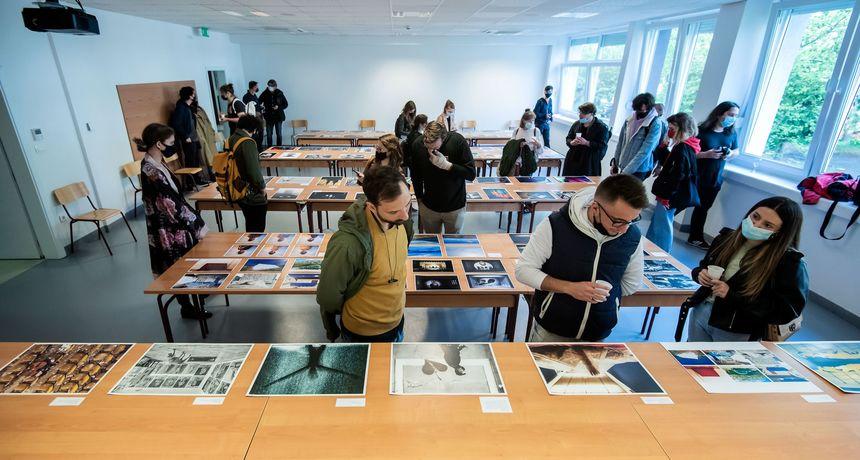 Na Sveučilištu Sjever otvorena izložba 'Kultura u fokusu'