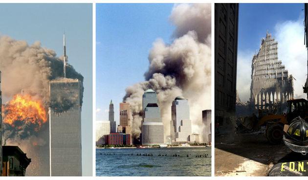 9/11 , 11. rujna, Twin Towers, SAD, teroristički napad